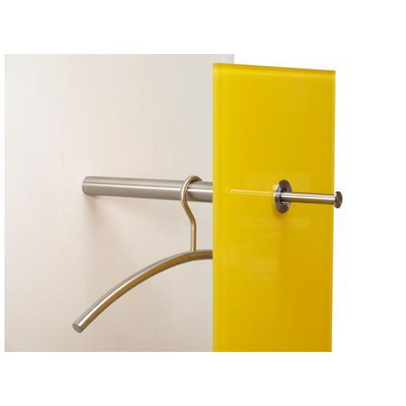 Verl ngerbare garderobenstange cardiac shop for Garderobenstange design